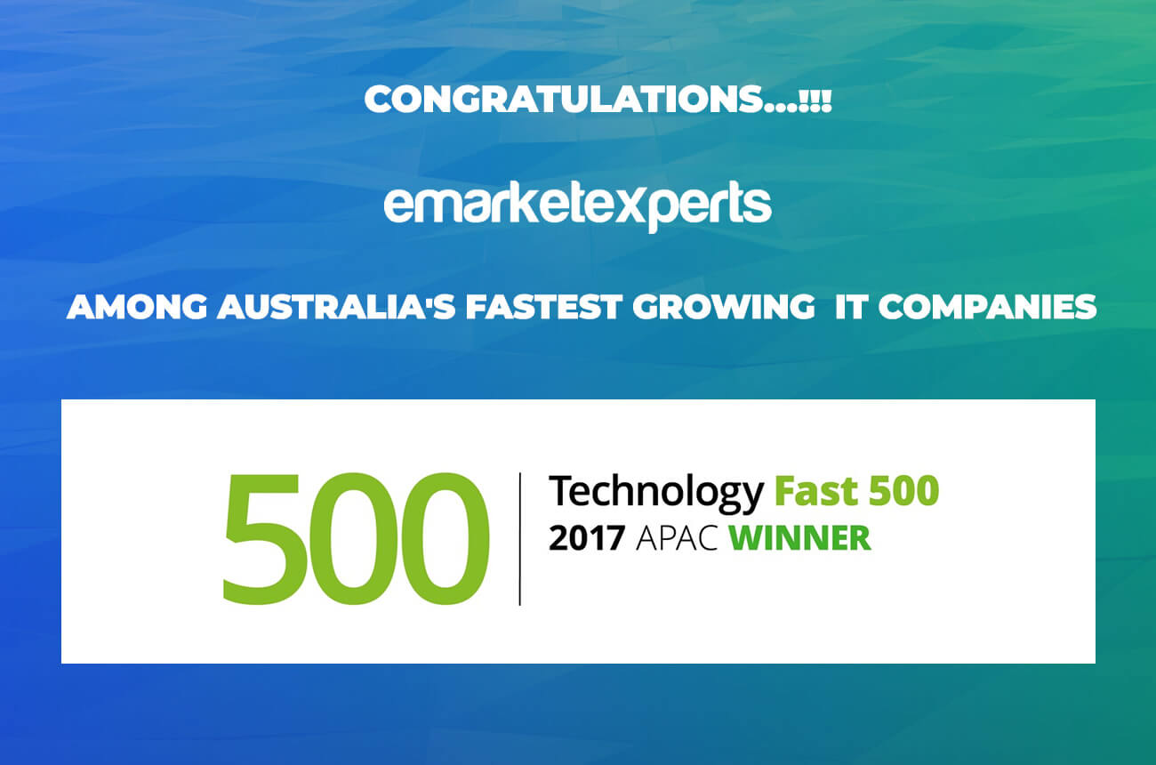 eMarket Experts - Award Winner 2017