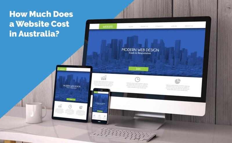 Website Cost Australia